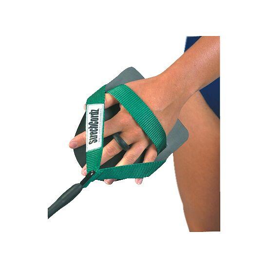 StrechCordz® met handpaddel Groen, treksterkte 3,6-10,8 kg