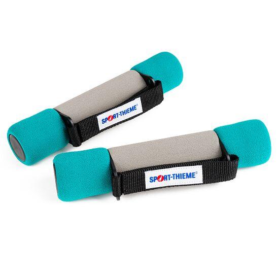 Aerobic Halters 1,5 kg, groen