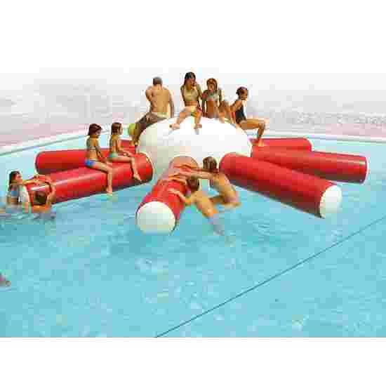 """Airkraft Waterspeeltoestel """"Octopus"""" 600x600x120 cm, 45 kg"""