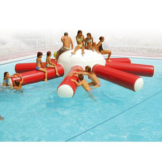 "Airkraft® Waterspeeltuig ""Octopus"" 600x600x120 cm, 45 kg"
