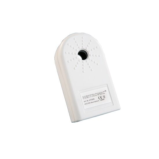 Alarm watermelder met alarmsignaal