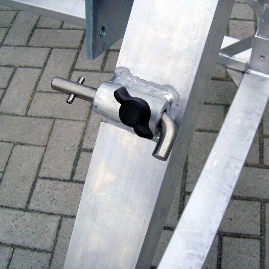 Aluminium haspelwagen