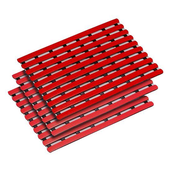 Badmat op maat 60 cm, Rood
