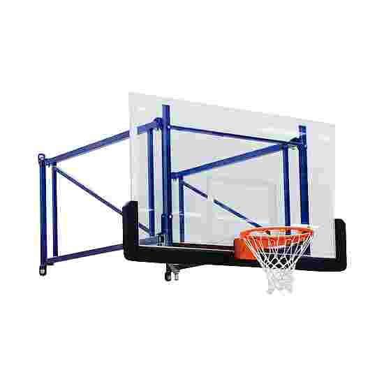 Basketbalwandconstructie draaibaar en in de hoogte verstelbaar Overstek 170 cm, Betonmuur