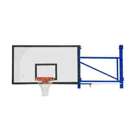 Basketbalwandconstructie draaibaar en in de hoogte verstelbaar Overstek 225 cm, Betonmuur