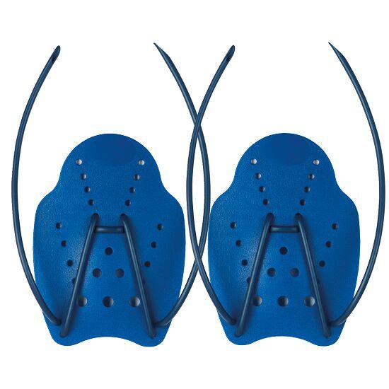 Beco® Handpaddels Maat M, 20x14 cm, blauw