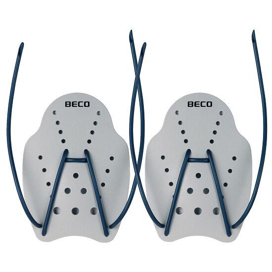 Beco® Handpaddels Maat L, 23x19 cm, grijs