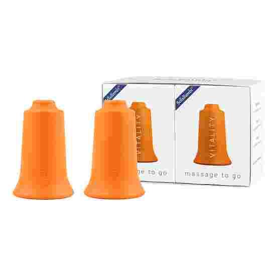 "BellaBambi Zuigklokken Cupping ""Original"" Oranje: Vitality, ""Duo"""