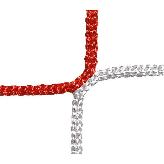 Bescherm- en stopnetten, 12 cm maaswijdte Rood-wit, ø 4,00 mm