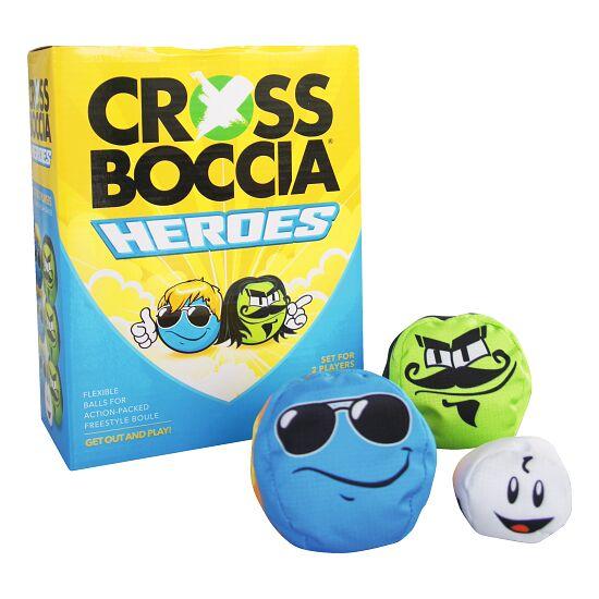 Crossboccia R Doublepack beginner set voor 2 spelers Mexican en Dude