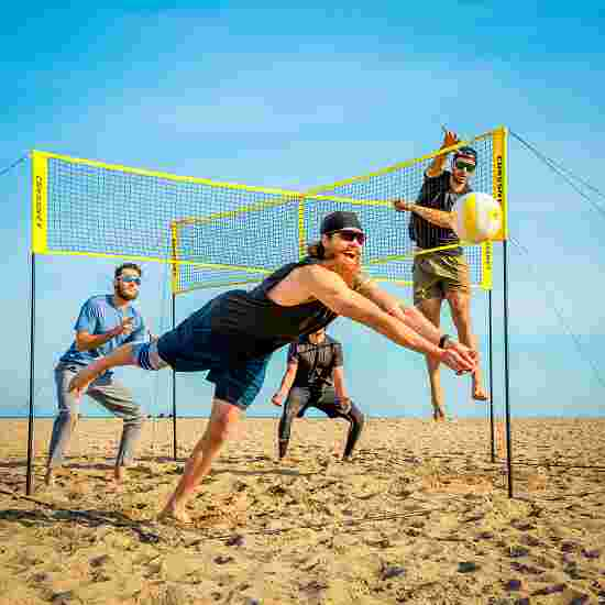"""Crossnet Volleybal-Set """"Four Square"""""""