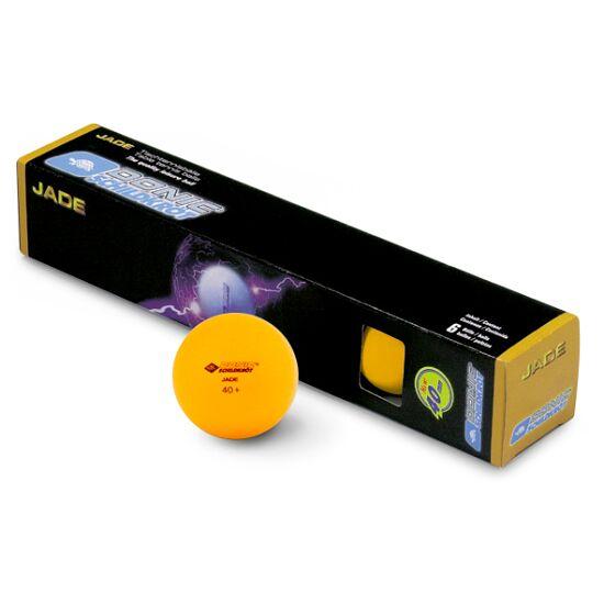 """Donic® Schildkröt Tafeltennisballen """"Jade"""" Oranje balletjes"""
