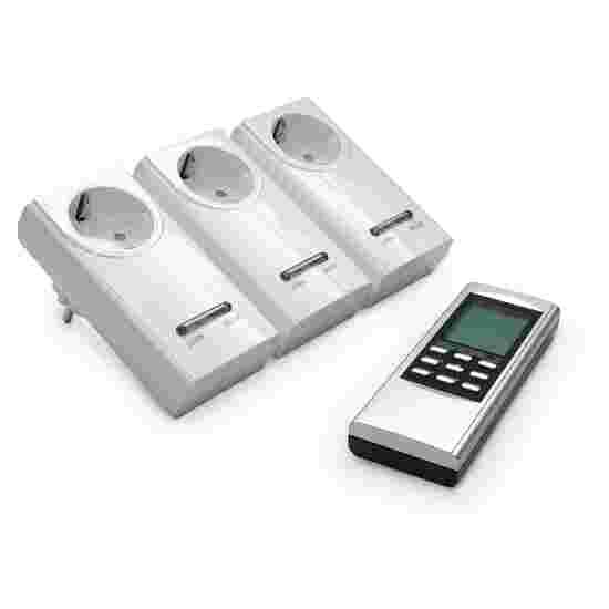 Draadloze afstandsbediening Draadloze afstandsbediening en 3 ontvangers