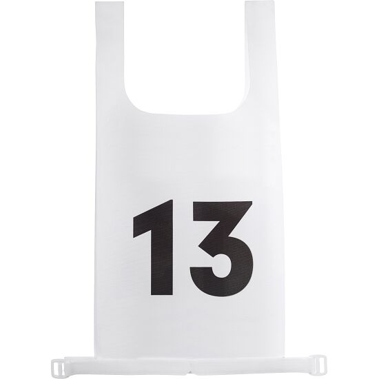 Dubbele startnummers van Centdek Set 1-25