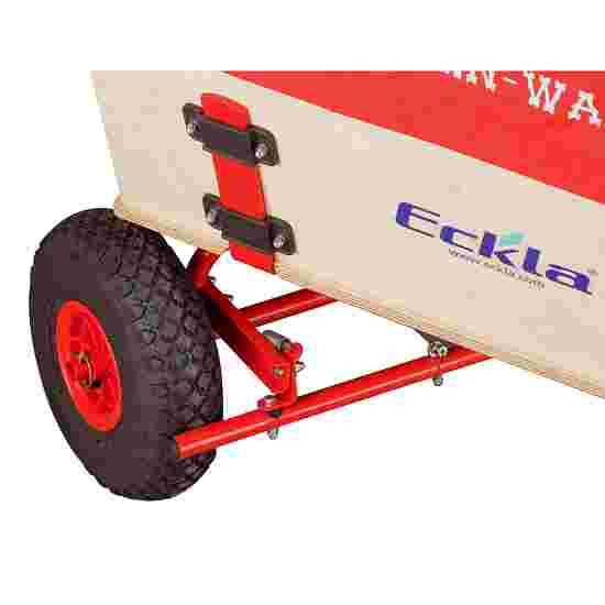 Eckla Bolderwagen Long-Trailer, 100x54x60 cm