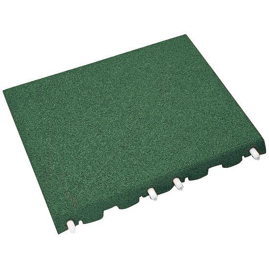 Euroflex valbeschermingstegels 40 mm, Groen