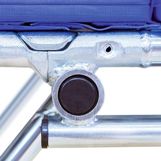 """Eurotramp® Trampoline """"Ultimate 4x4"""" Met rolstandaard, 32 mm kaderbekleding"""