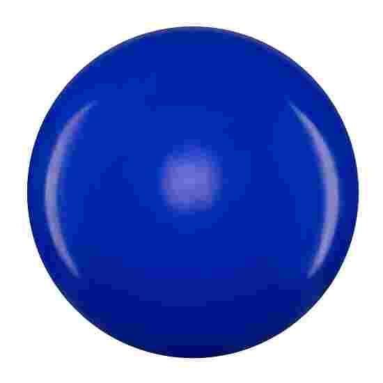 Evenwichtsbal ø ca. 60 cm, 12 kg, Donkerblauw met zilver tinsel