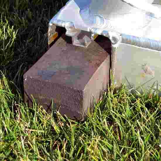 Extra gewichten voor voetbaldoelen op kunstgrasvelden en harde ondergrond