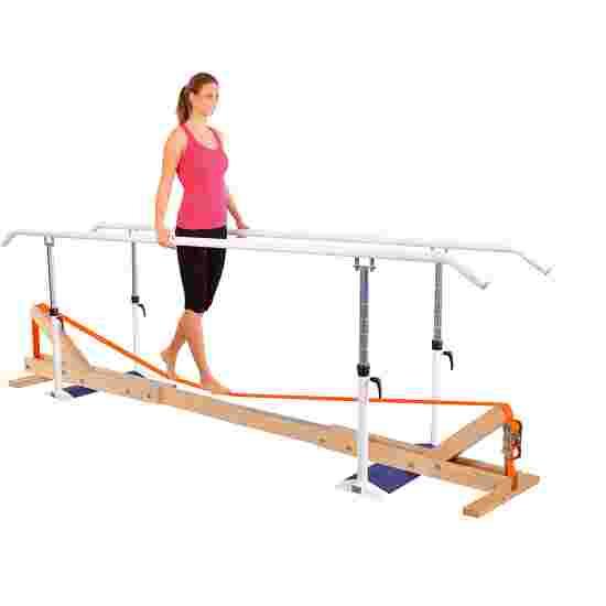 "Ferrox Loopbrug ""Opvouwbaar"" Lengte leggers 250 cm"