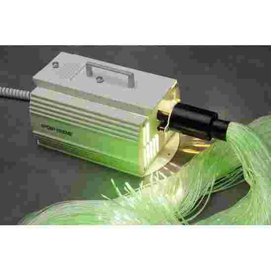 Fiber optic strengen met glasvezels 100 strengen, 1 m