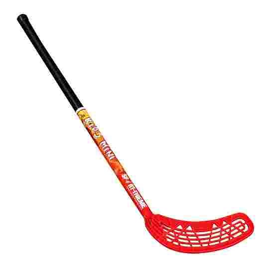 """Floorball-Stick """"Kids Mini"""" Voet rood"""