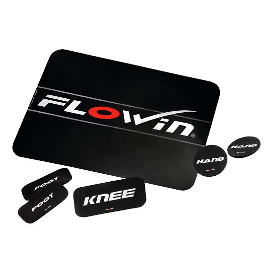 Flowin® Trainingsmat met accessoires Professional