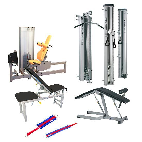 Fysiotherapie toestellen-set