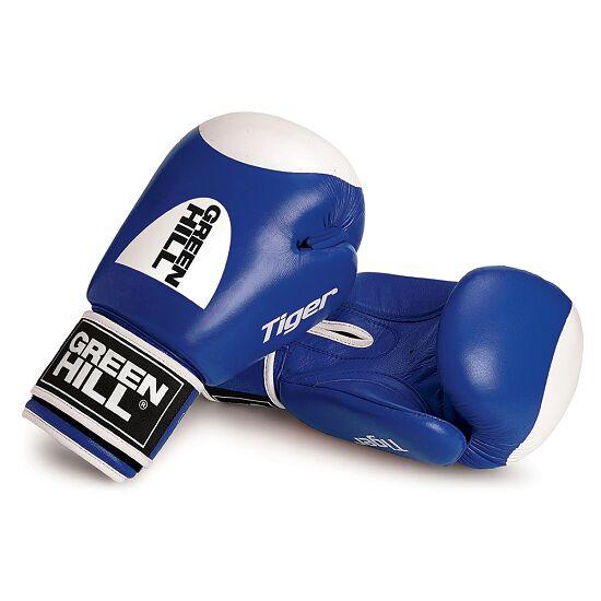 "Green Hill bokshandschoenen ""Tiger"" 12 oz., blauw"
