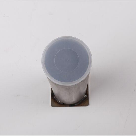 Grondbus voor palen ø 83 mm