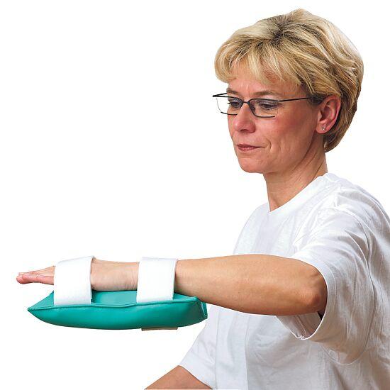 Gymnastiekzandzak Met klittenband, 1 kg, 25x15 cm