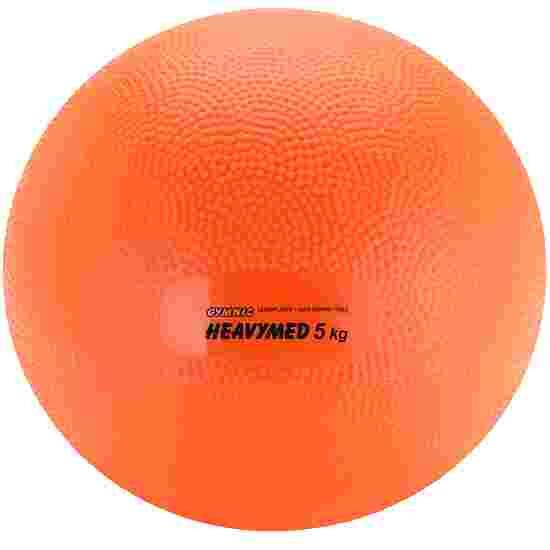 Gymnic Heavymed 5.000 g, ø 23 cm, Oranje