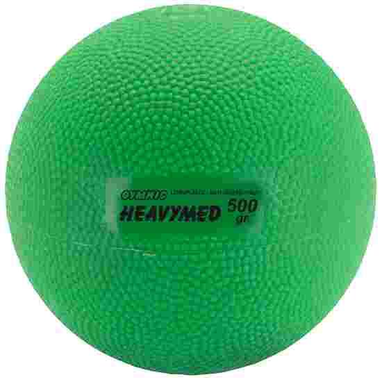 "Gymnic Medicijnbal ""Heavymed"" 500 g, ø 10 cm, Groen"