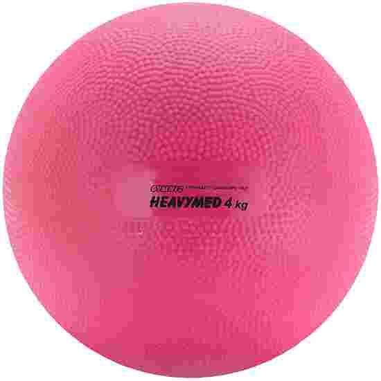 """Gymnic Medicijnbal """"Heavymed"""" 4.000 g, ø 20 cm, Magenta"""