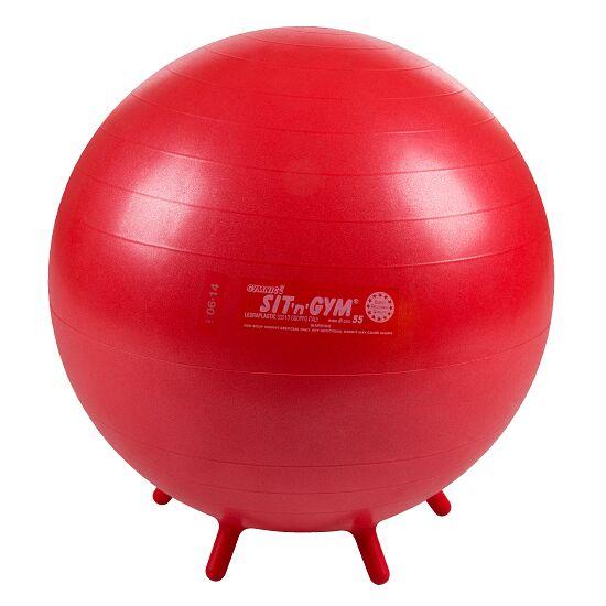 "Gymnic® zitbal ""Sit 'n' Gym"" ø 55 cm, rood"
