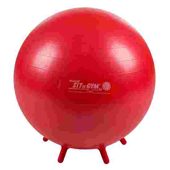 "Gymnic Zitbal ""Sit 'n' Gym"" ø 55 cm, Rood"