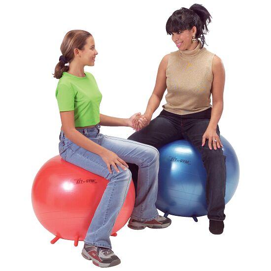 """Gymnic® zitbal """"Sit 'n' Gym"""" ø 65 cm, blauw"""