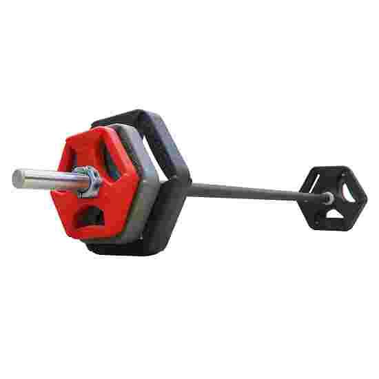 Hot Iron Lange Halter-Set Premium PU SGR