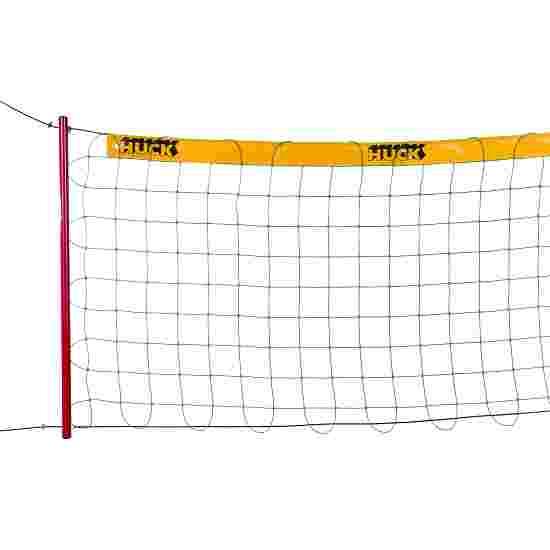 Huck Beach-volleybalnet van Dralo Met kunststof ommanteling