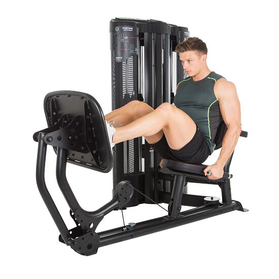 """Inspire Been press """"Dual Gym"""""""