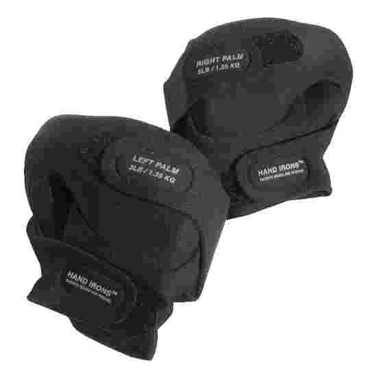 Ironwear gewichtshandschoenen Hand Irons 2x 1,35 kg