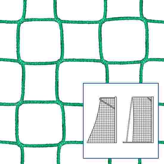 """Kleinveld-/handbaldoelnet """"80/100 cm"""" Groen, 5 mm"""
