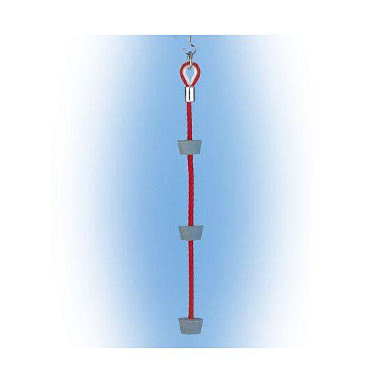 Klettertau Rood