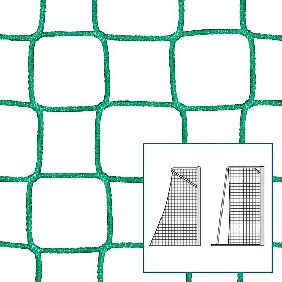 Knopenloos Kleinveld- en Handbaldoelnet 310x210 cm Groen