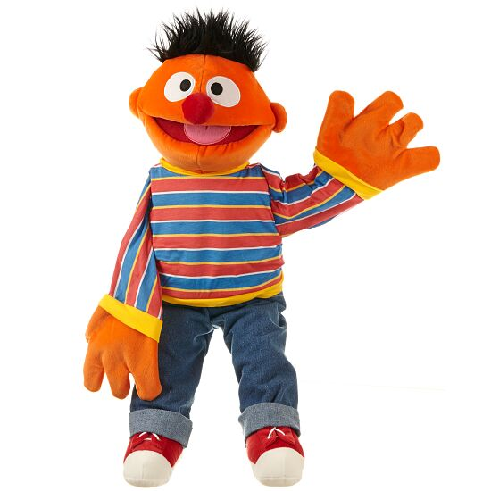 Living Puppets Handpoppen uit Sesamstraat Ernie