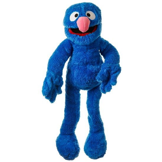 Living Puppets Handpoppen uit Sesamstraat Grover