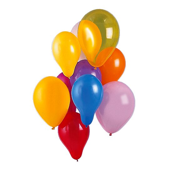 Luchtballonnen Niet geschikt voor gasvulling, ø 16-18 cm