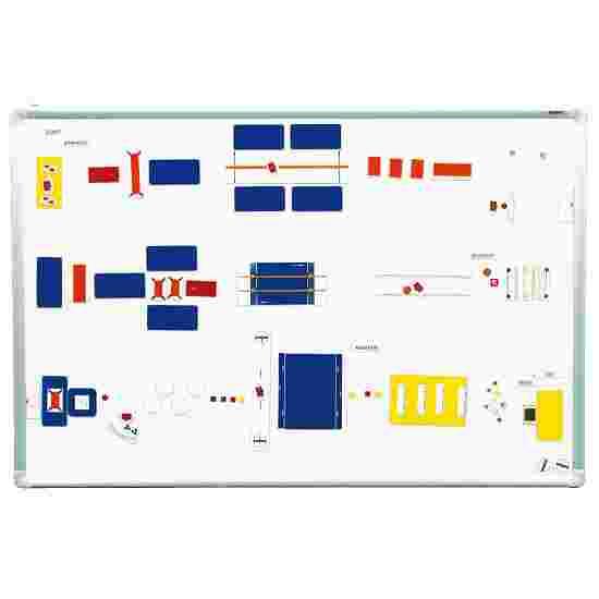 Magneetsportzaal 100 Set B
