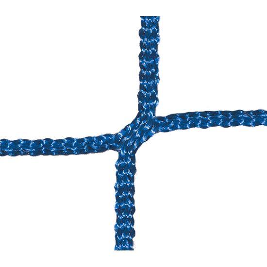 Minidoel-Net, maaswijdte 100 mm Voor doel 2,40x1,60m, doeldiepte 0,70 m, Blauw
