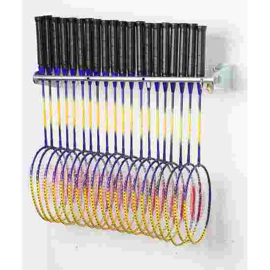 Ophangbeugel voor badmintonrackets